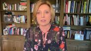 Coronaramp treft ook VTM-correspondente Greet De Keyser en haar man