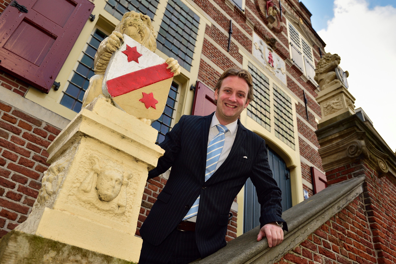 Burgemeester Oudewater Over Time Out Opeens Was Het Baf