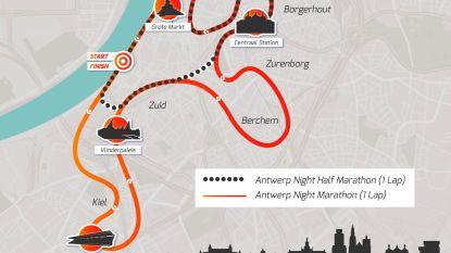 Al 3.000 inschrijvingen voor Port of Antwerp Night Marathon