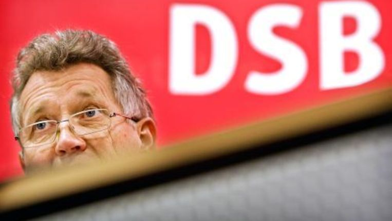 Spaartegoeden tot 100.000 euro bij DSB zijn gegarandeerd door de Nederlandse overheid. Foto ANP Beeld