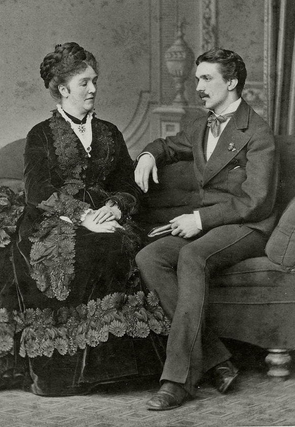 Arcadie, de geheime liefde van Leopold I. De koning hield van haar, het volk moest haar niet.