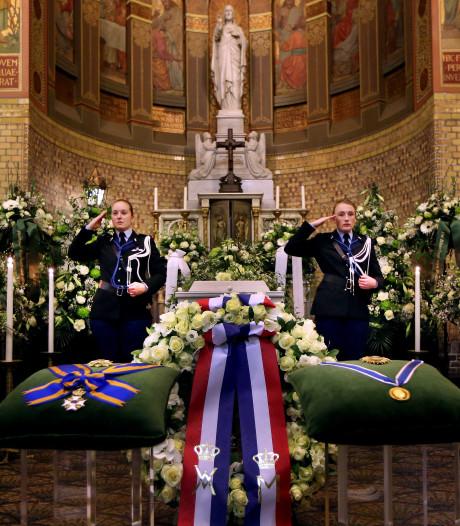 Veel staatslieden bij herdenking oud-premier Ruud Lubbers