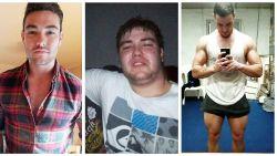 Van overgewicht naar spierbundel: dit is de eerste verleider van 'Temptation Island'