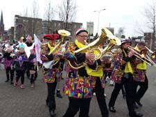 Carnavalvierders misdragen zich in Raalte