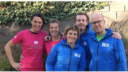 Team Bren zoekt steun voor deelname aan 100km-run