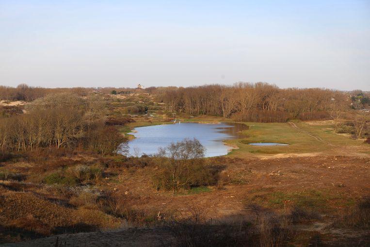 De Hoge Blekker is maar één van de vele bezienswaardigheden langs de vele routes door Koksijde