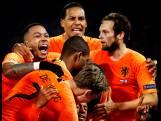 Oranje treft Engeland in halve finale Nations League