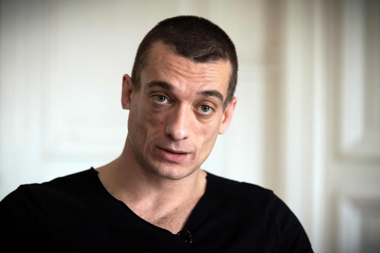 Pjotr Pavlensky.