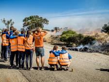 Zonneauto gaat in vlammen op na dramatische laatste racedag Vattenfall Solar Team