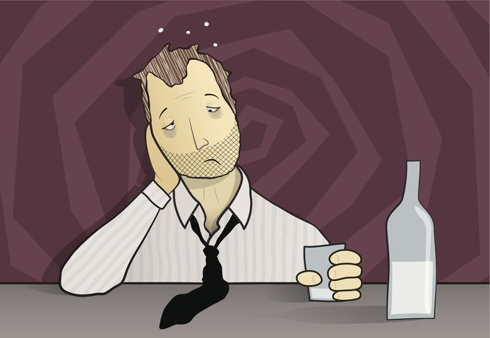 De AA biedt hulp aan mensen die te veel drinken en de  fles voorgoed willen laten staan.