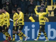 Batshuayi helpt Dortmund opnieuw aan zege