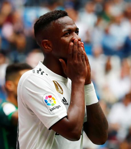 Le Real Madrid humilié à domicile pour sa dernière de la saison