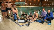 Gemeentelijk zwembad blaast veertig kaarsjes uit