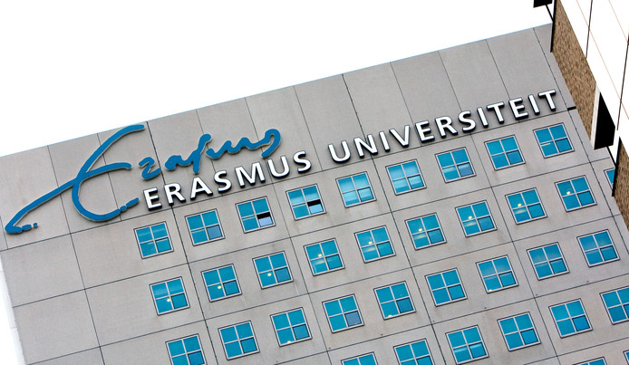Studentes van de Erasmus Universiteit Rotterdam (EUR) willen op de campus niet langer worden geconfronteerd met verdachten van seksueel geweld.