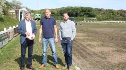 Goed nieuws voor 180 voetballers in Wenduine, voetbalplein in duinen mag (wellicht) blijven