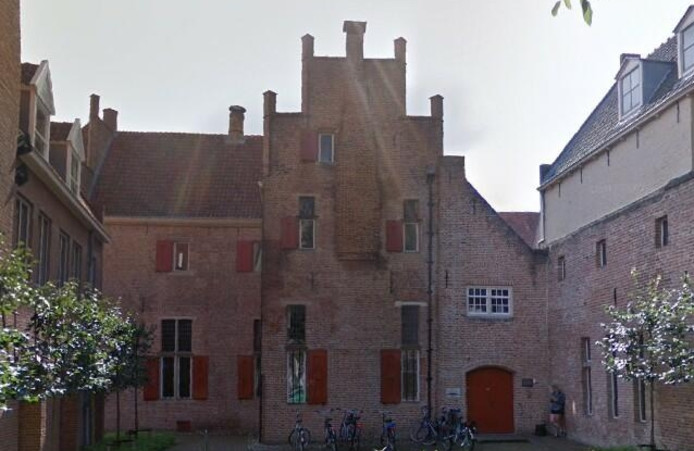 Het Huis met de Hoofden is een van de panden die door de gemeente Zwolle verkocht zijn aan vastgoedondernemer Tippe.