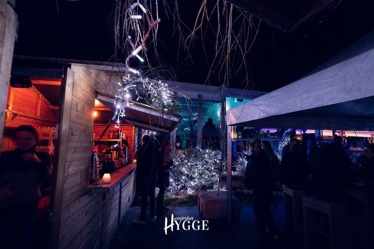 Winterbar Hygge werd vorig jaar een groot succes.