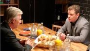 U ziet het goed: koning Filip aan tafel met Matt Damon