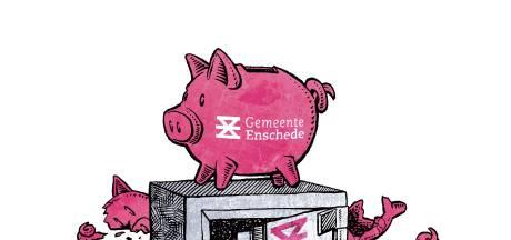 Nieuw college in Enschede zet 38 miljoen euro aan bezuinigingen door