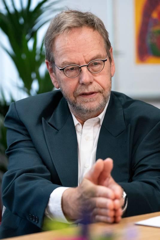 Gedeputeerde Wil van Pinxteren van Cultuur.