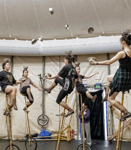 Cirque du Soleil wil ook met volgende show naar Malieveld terugkeren