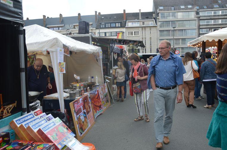 Fiesta Europa lokte vorig jaar al veel volk.