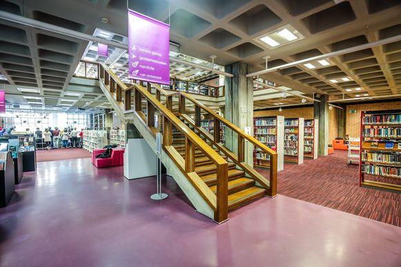 Bibliotheek Biekorf wordt voorlopig niet verbouwd.