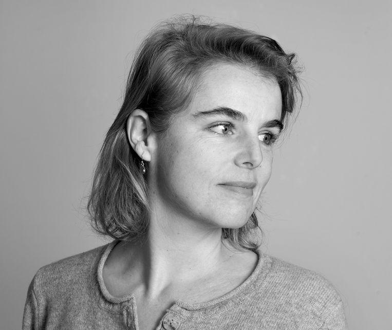 Janita Monna schrijft wekelijks over poëzie voor Trouw Beeld Maartje Geels