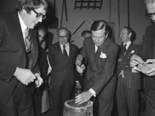 Hoe Prins Claus in 1977 het Nationaal Ambachtsmuseum opende: 'Een hele eer voor ons'