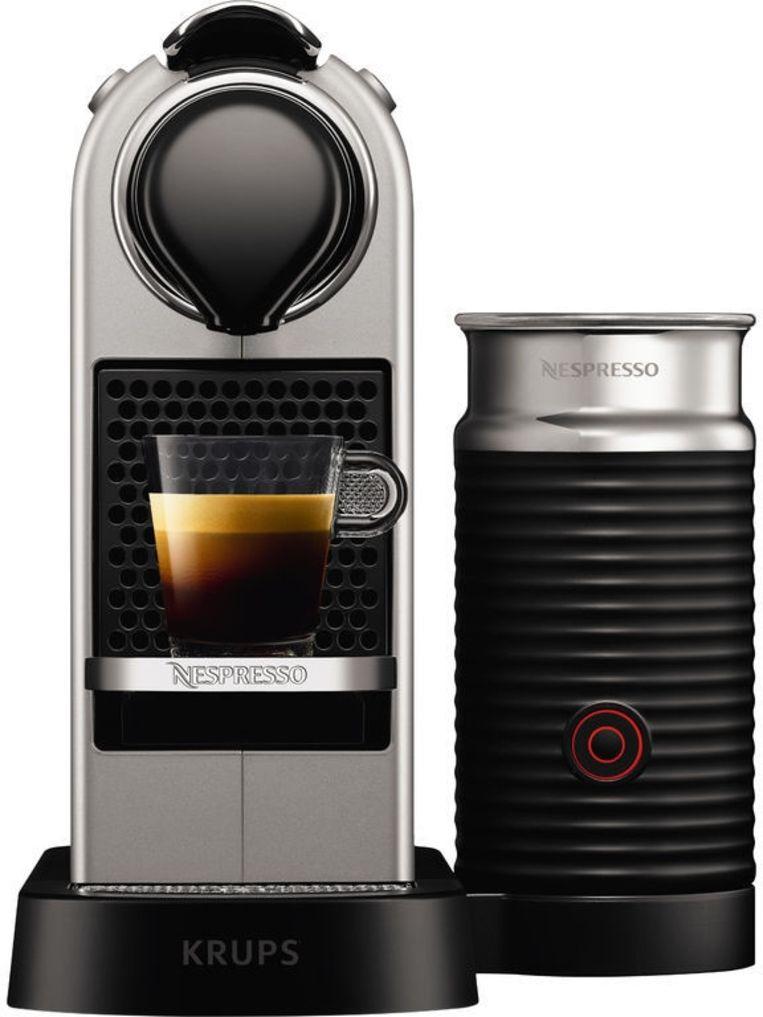 Krups levert een van de beste Nespressomachines van het moment.