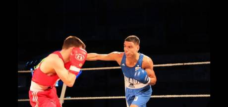 Lacruz bokst in hogere gewichtsklasse tegen Team VS