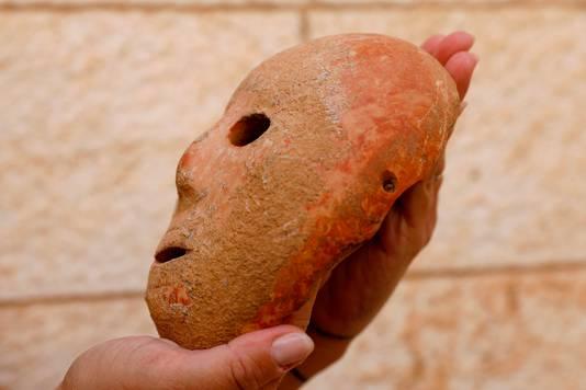 Het vermoeden bestaat dat de maskers een rol speelden bij de voorouderverering.
