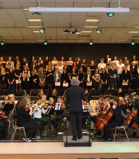 Samenwerking TJSO en Twickel College 'prachtige proeftuin' voor jeugdorkest