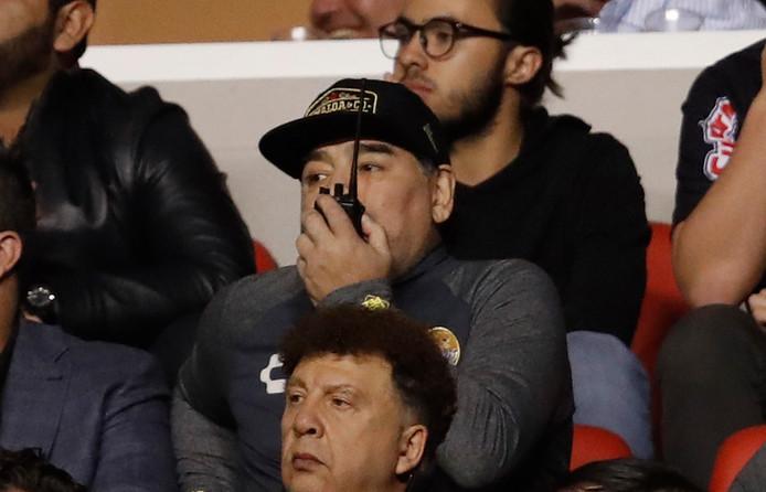 Bekend Stoppen slaan door bij Maradona na mislopen promotie | Offside | AD.nl KI78