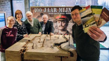 """Originele Mijnenslagmaquette uit Eigen Kweek te bewonderen in bezoekerscentrum: """"Serie blijft ongelofelijke promotie voor Heuvelland"""""""