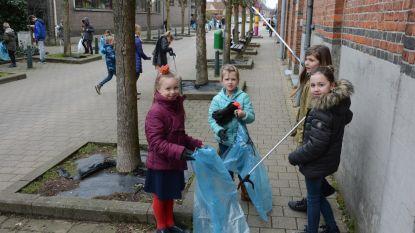 Duizenden leerlingen op pad voor grote lenteschoonmaak