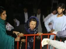 'Tientallen doden door zelfmoordbom bij trouwerij Kaboel'