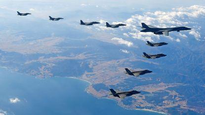 Washington annuleert legeroefening in Zuid-Korea