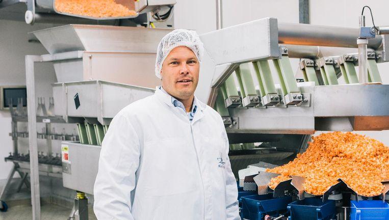 CEO Sander van den Berg Beeld Marcel Wogram