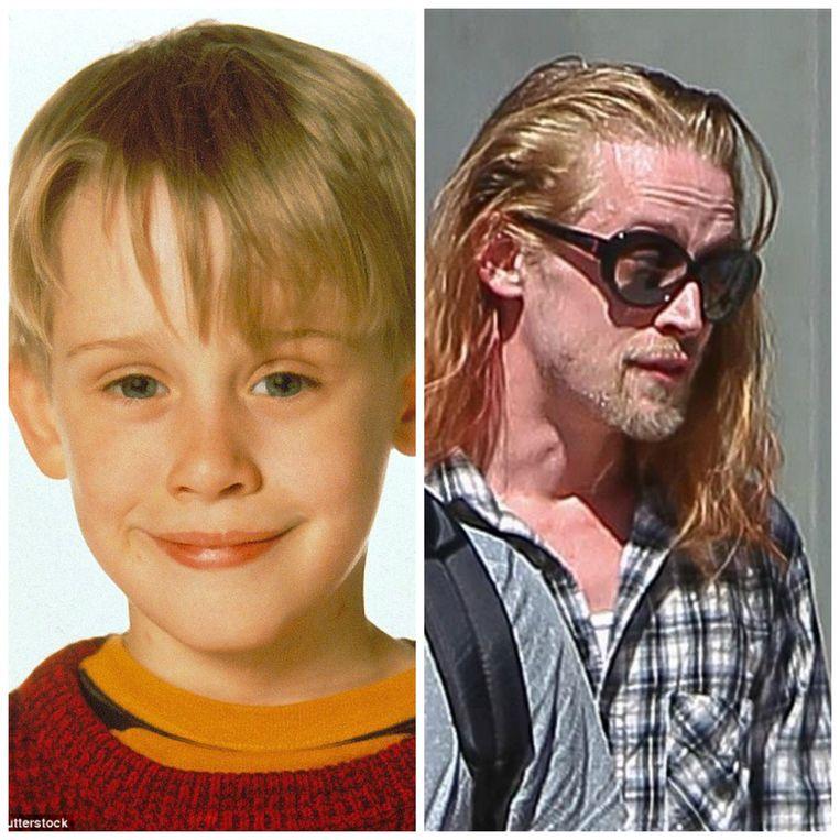 Macaulay Culkin wordt nog altijd achtervolgd door 'Home Alone'.