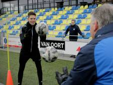 Hoefnagels wil met een lach weg bij Berghem Sport