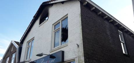 Restanten wiethok in pizzeria, toch niet de oorzaak brand Veenendaal