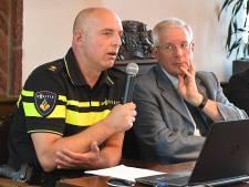 'Geweld tegen politie in Gennep en Mook onacceptabel en schandalig'