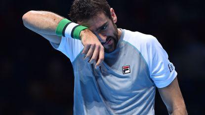 Marin Cilic stelt seizoensstart uit, Kroaat geeft forfait voor toernooi in Pune - Anderson en Djokovic spelen finale van Mubadala Exhibition