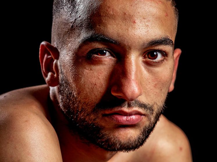 Hakim Ziyech doet alles op gevoel: 'Veel neppe figuren in de voetballerij'