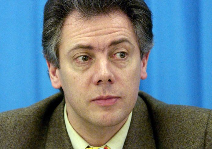 Gilles Beyer, en janvier 1999