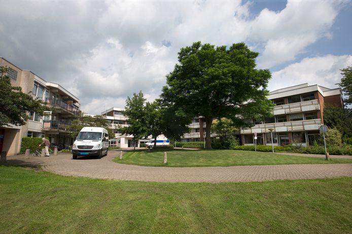 De Vredense Hof aan de Vredenseweg in Winterswijk.