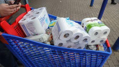 Waarom begint iedereen toiletpapier te hamsteren?