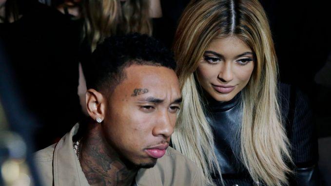 Is Tyga de vader van Kylie Jenners baby?