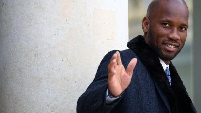 """Didier Drogba vol lof over Romelu Lukaku: """"De jongen is een man geworden"""""""